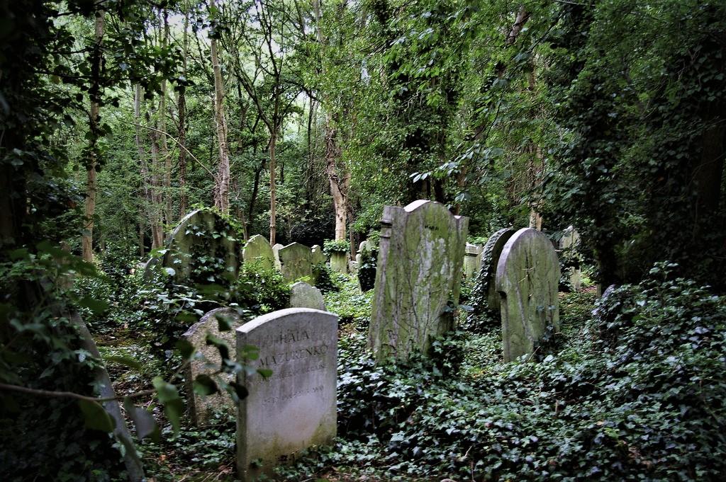 Le anime inquiete del Cimitero di Highgate