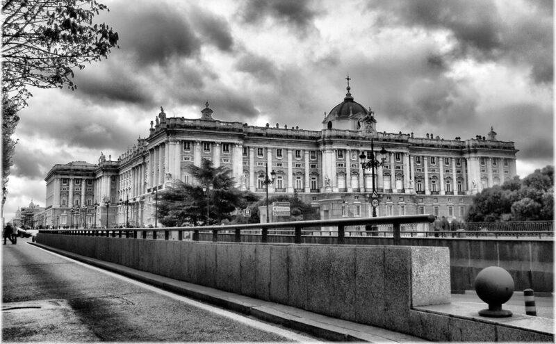 """Royal Palace Madrid """"The Palace Architect"""""""