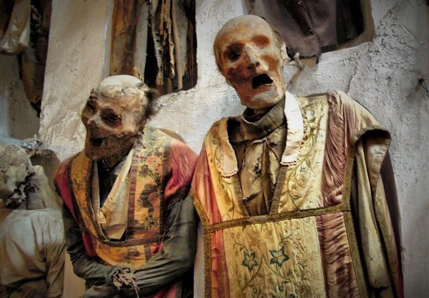 Palermo mummie