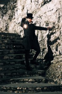 Ghost Tours of Prague by professional Actors