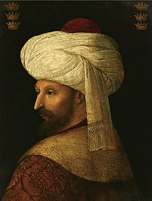 Sultan Mehmed II, the Conqueror