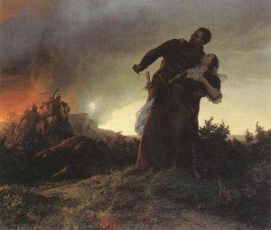 13-15 September 1526, the Battle of Pusztamarót – the heroic death of Mihály Dobozi
