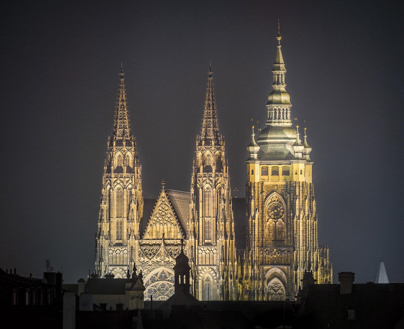 In Alchemists' Footsteps at the Prague Castle District