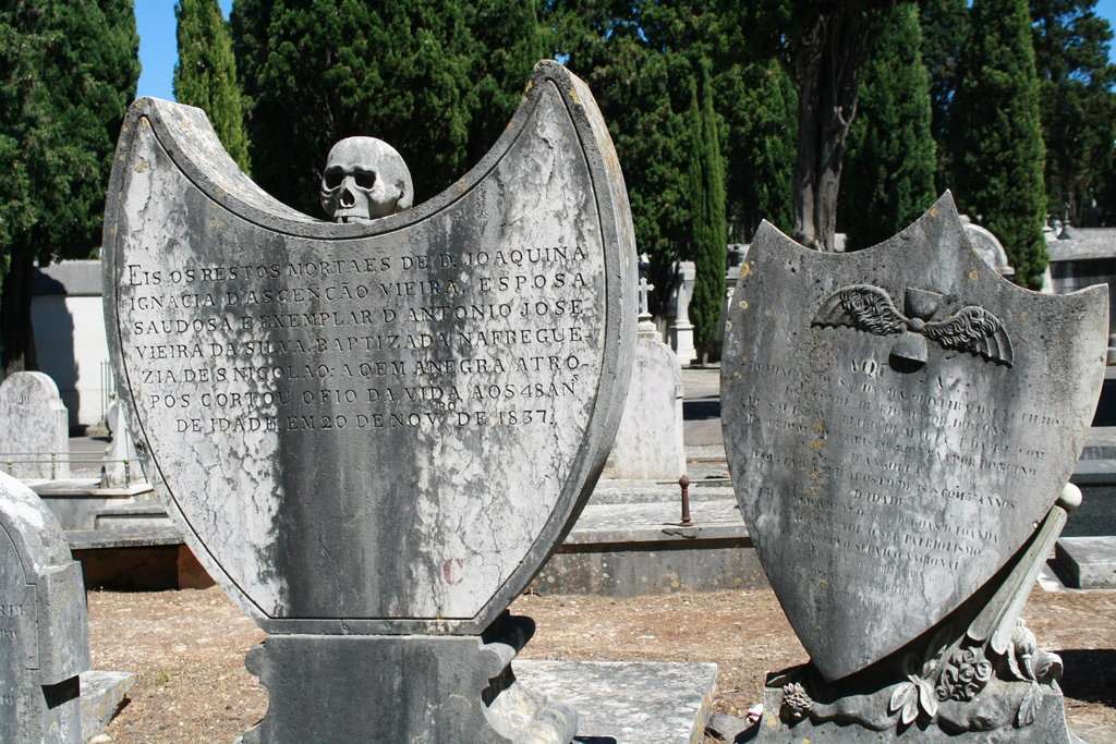 """Misteri di Lisbona """"Il Cimitero dei Piaceri"""""""