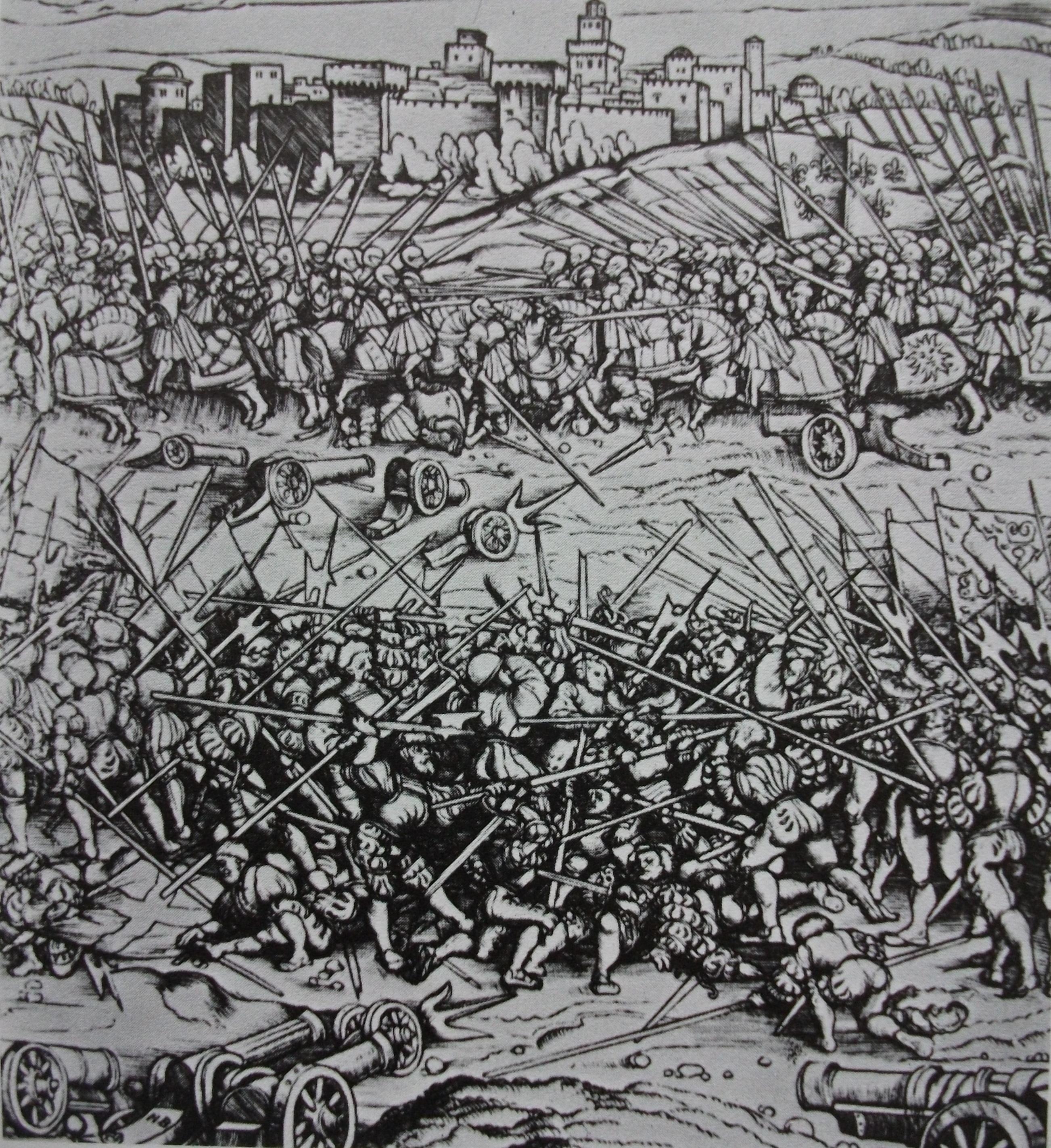 Battaglia di Ravenna