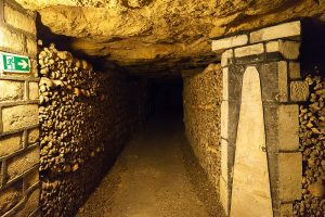 The Catacombs of Paris: Lifeless and Lost