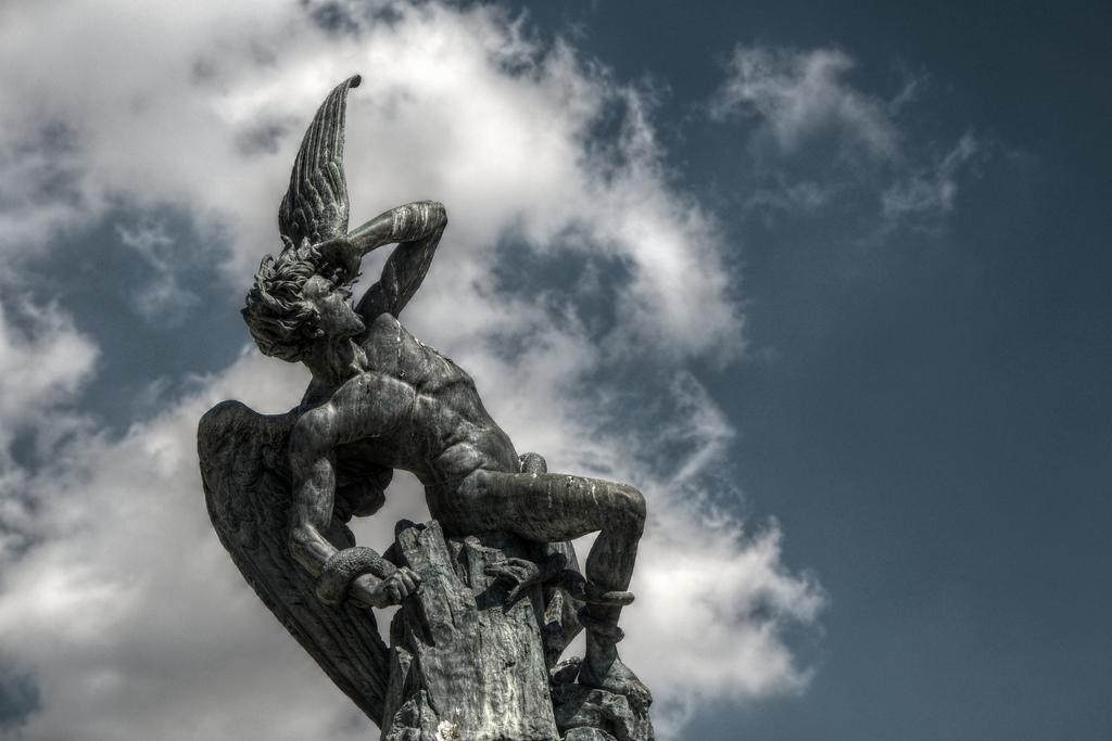 "Mysteries of Madrid ""The Fallen Angel"""