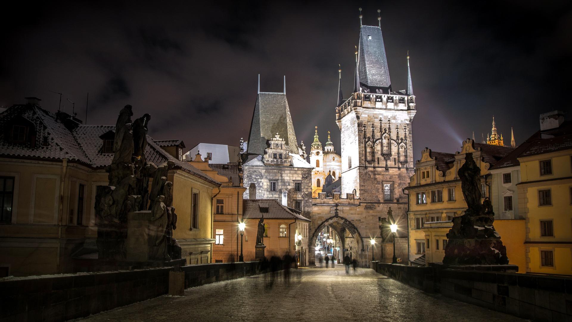 """Mysteries of Prague """"Charles Bridge"""""""