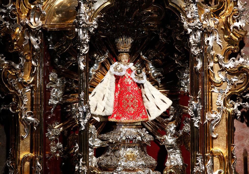 """Misteri di Praga """"Santa Maria della Vittoria"""""""