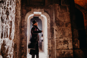 Bloody Tales from within the Castle Walls