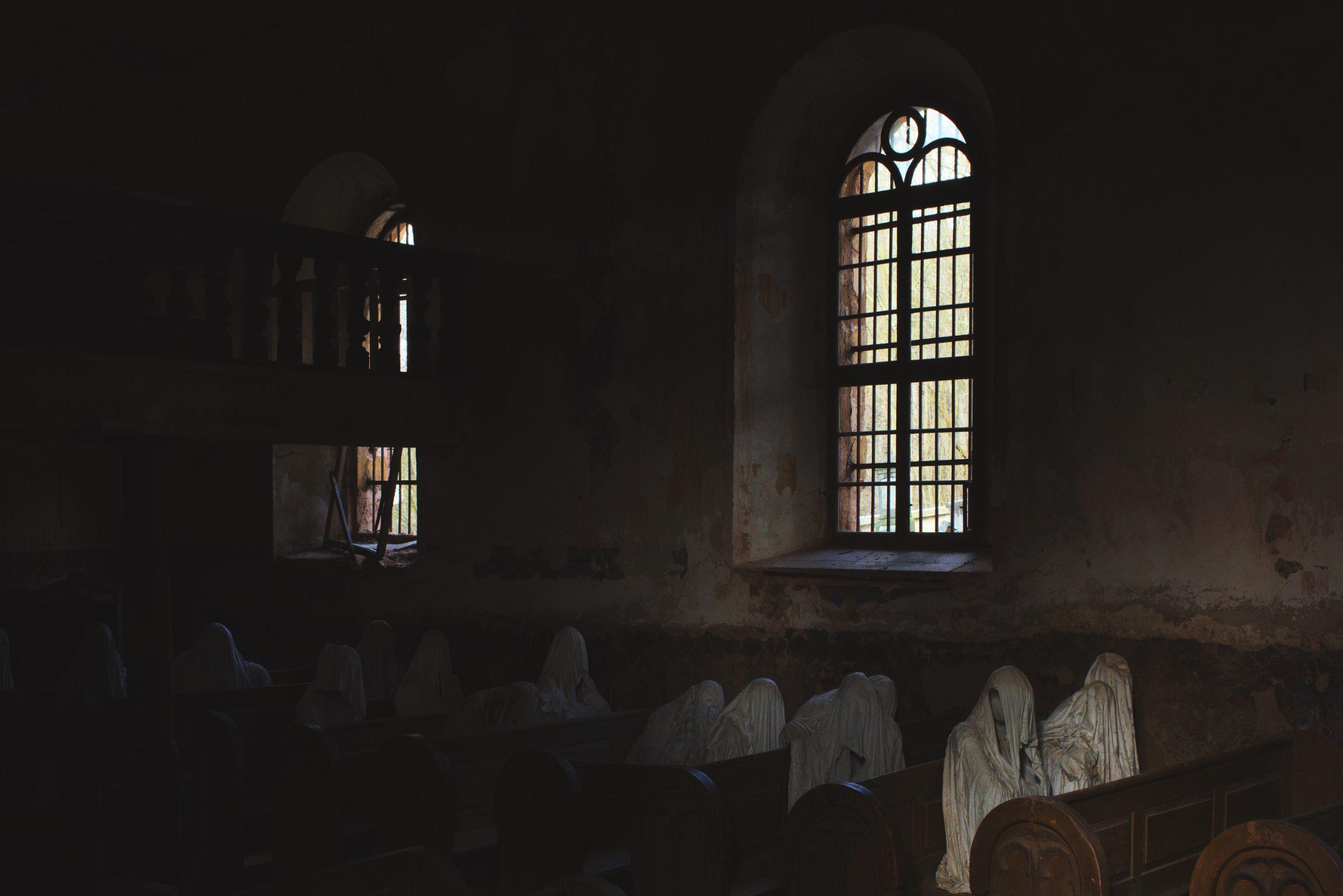 """""""La Chiesa dei Fantasmi"""""""