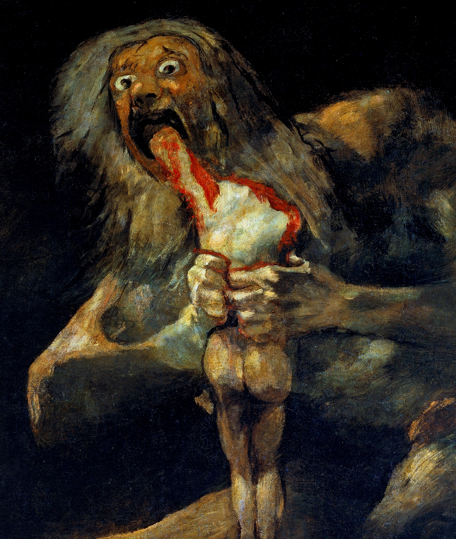 """Mysteries of Madrid """"The Cannibal Father"""""""