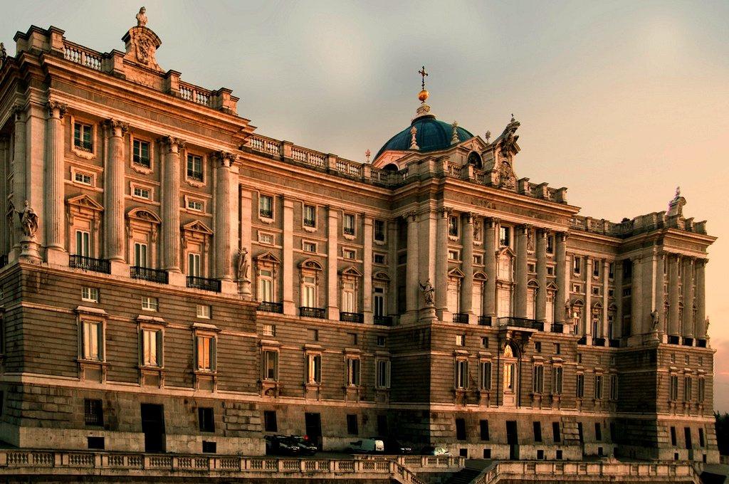 Misterios de Madrid: El Arquitecto del Palacio Real
