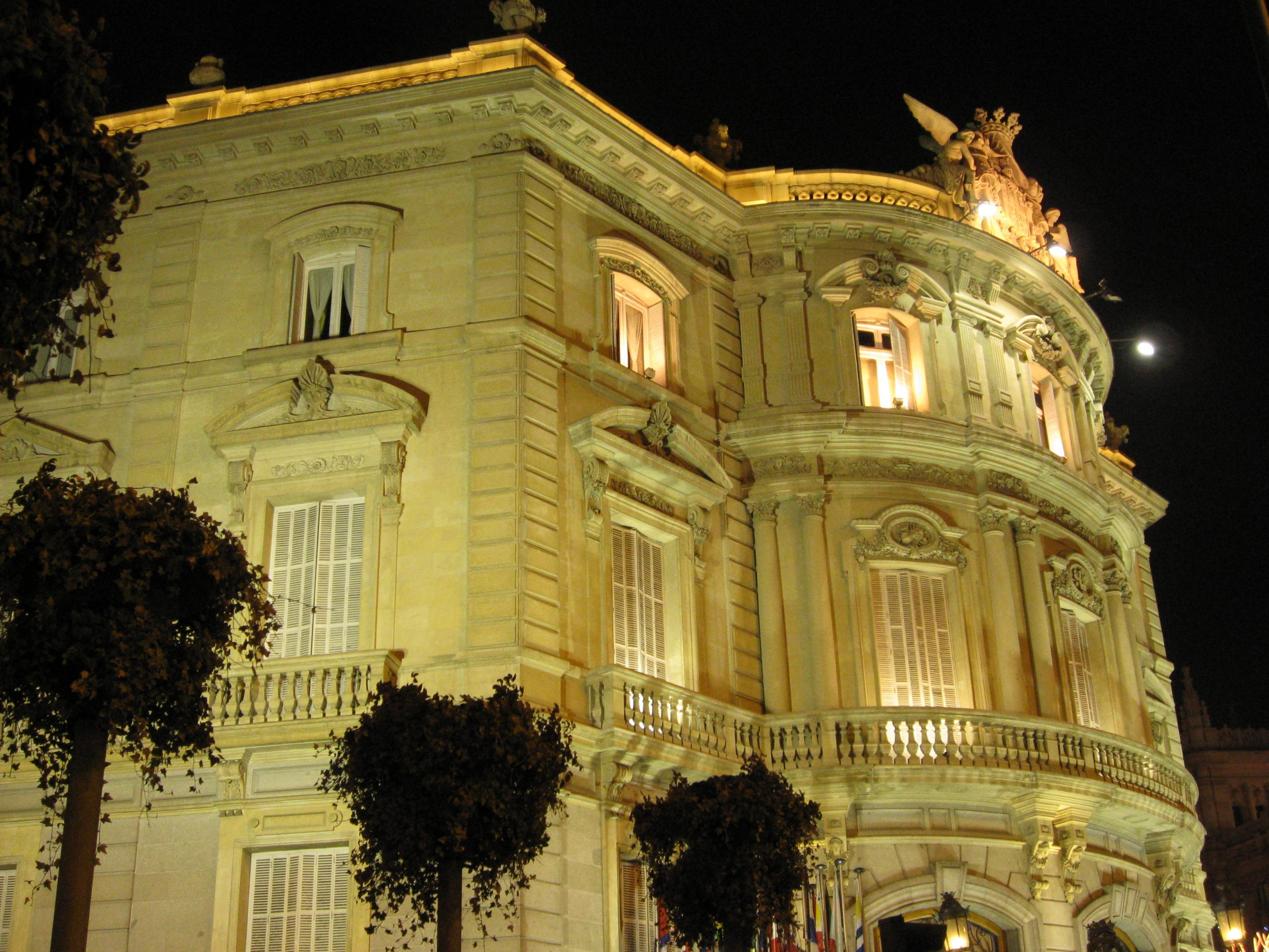 """Mysteries of Madrid """"The Palace of Linares"""""""