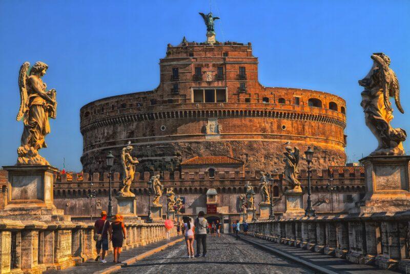 "Misteri di Roma ""Castel Sant'Angelo"""