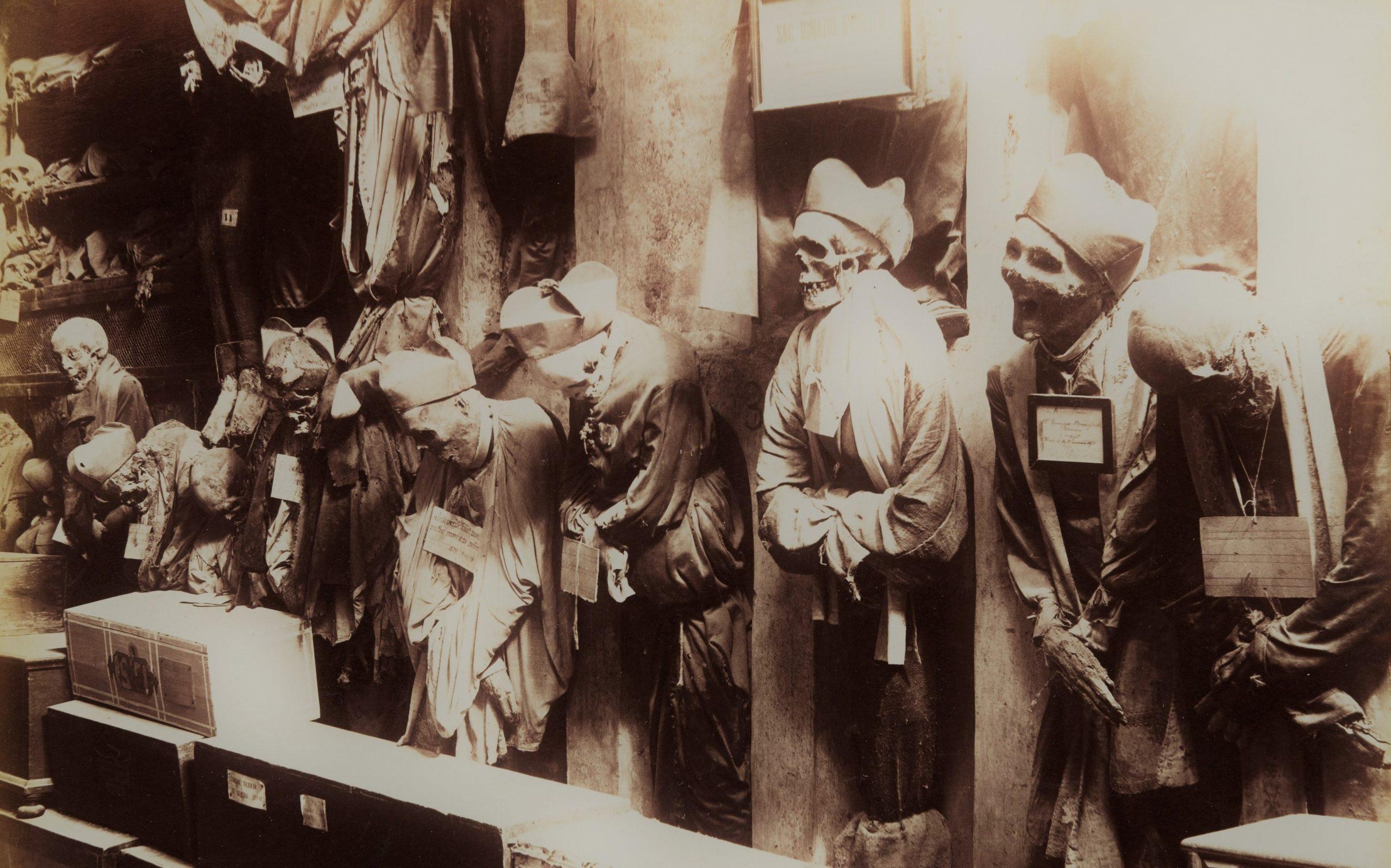 Palermo mummie cripta