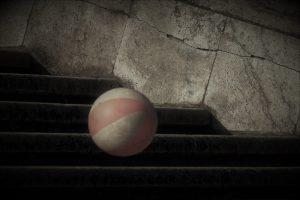 fantasma azzurrina palla