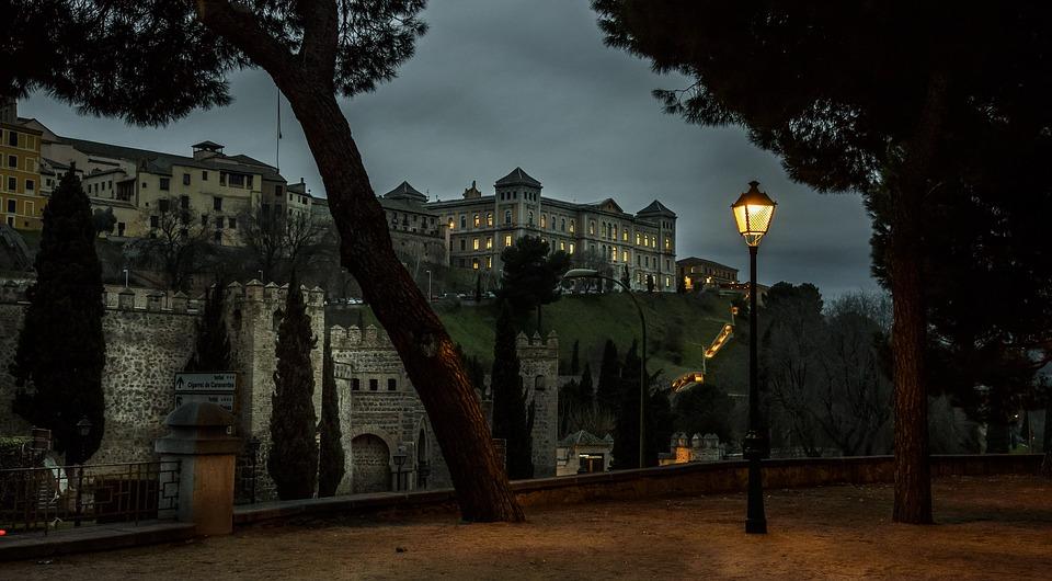 The Dark Side of Toledo
